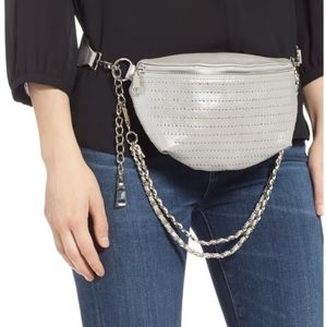 Steve Madden Becca studded belt bag